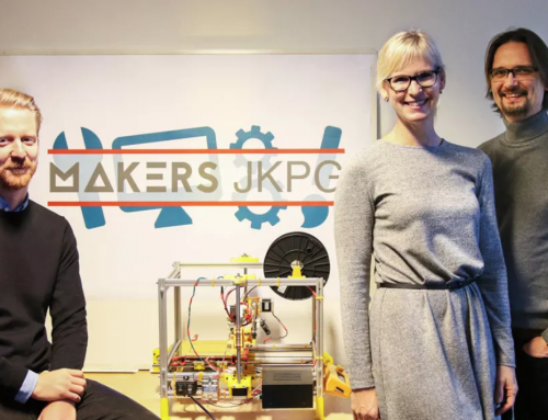 Makers Jönköping – a meeting place for creativity