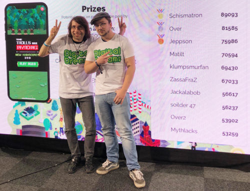Congratulations to the winners of The Quest games at DreamHack Winter 2018!